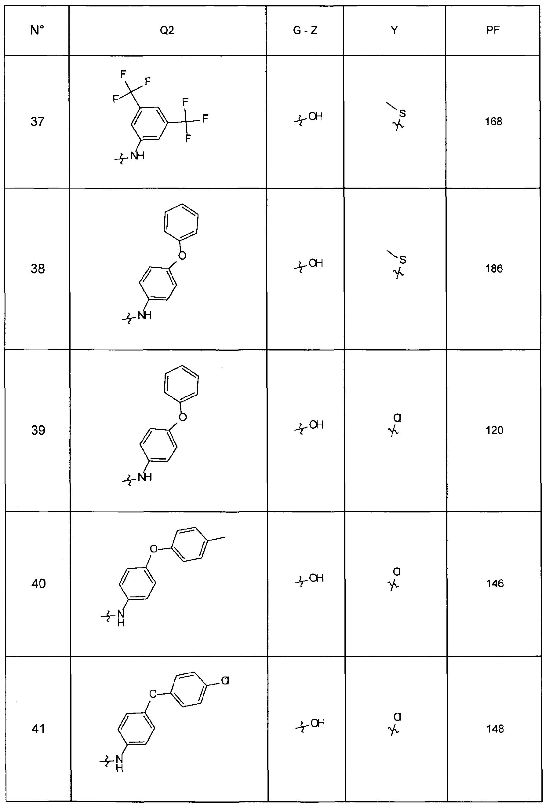 Patente WO2001049666A1 - Derives de l'acide picolinique et