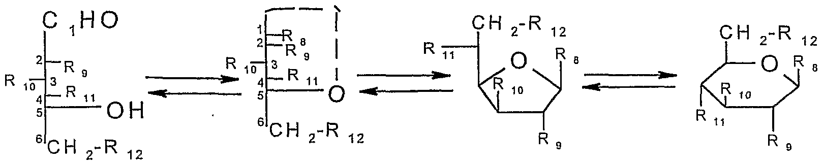 Alpha D Galactose Fischer Projection Figure imgf000017 0001