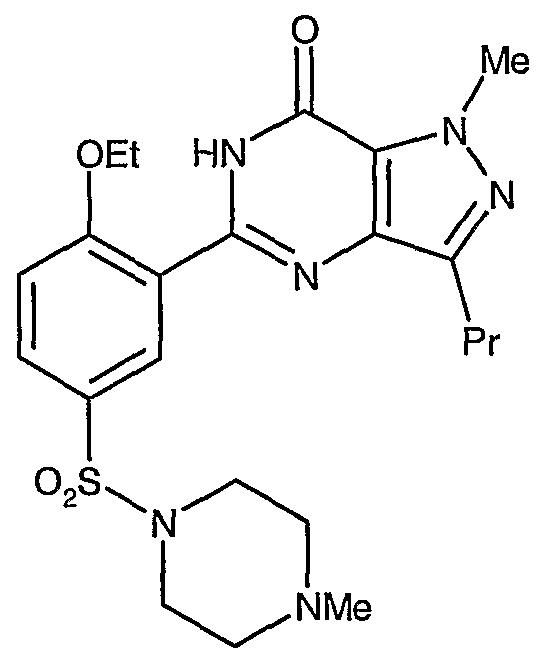 sildenafil and eye