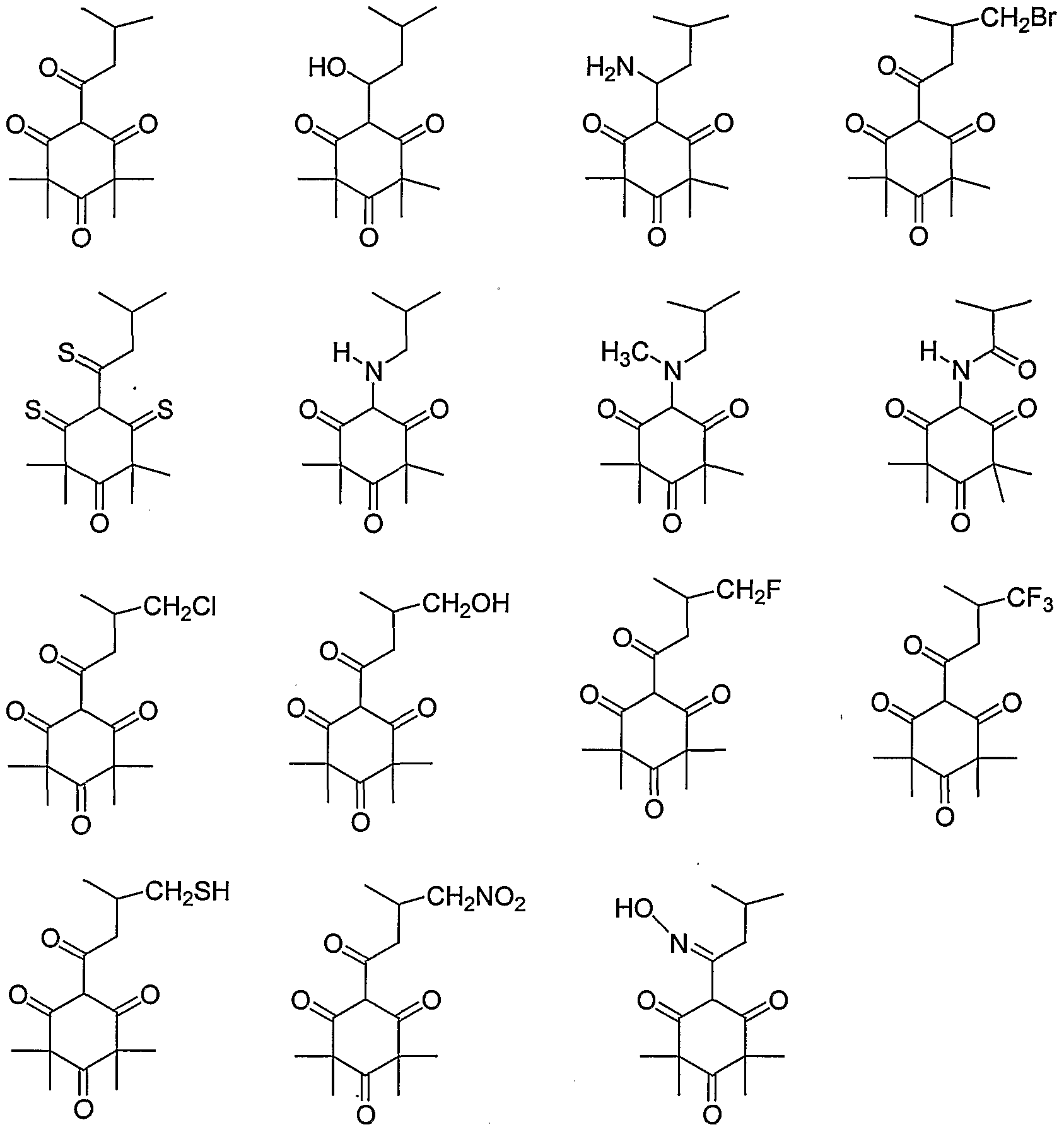 The use of claim 2   1,2 Dimethylcyclohexane