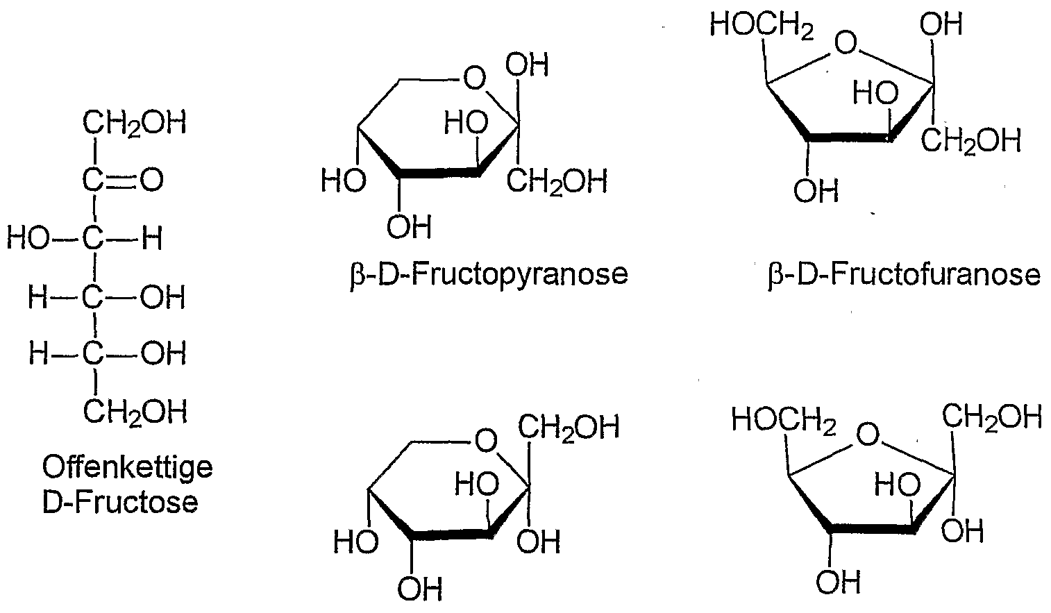 L Fructopyranose Patent EP1395239A1 - C...