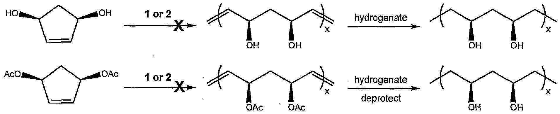 olefin metathesis alcohol
