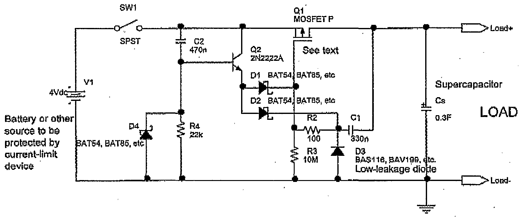 Current Limiting Circuit Mos Fet Mosfet Design Patent Wo2004023637a1 A Power Supply Google Patents