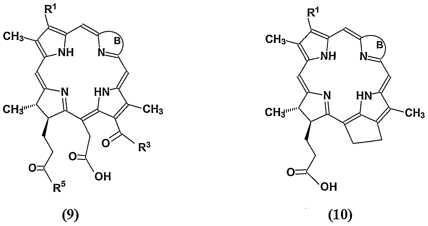 tetrapyrrole compounds Specific compounds of flavones, flavonols, and antho- cyanins also have oh groups located at various other locations on the rings of.