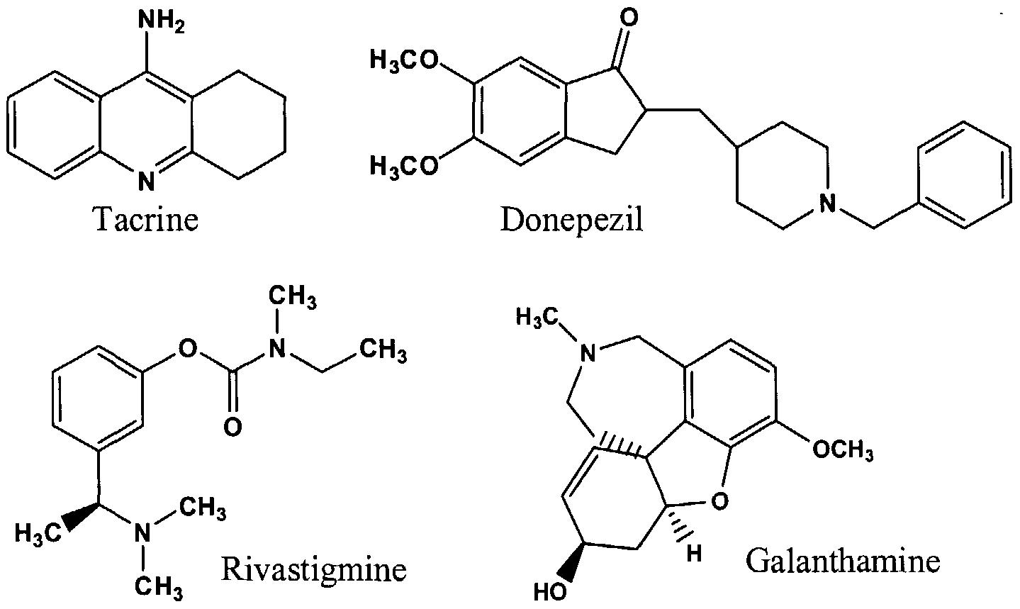 Tacrine; cognex; horizon brand of tacrine hydrochloride