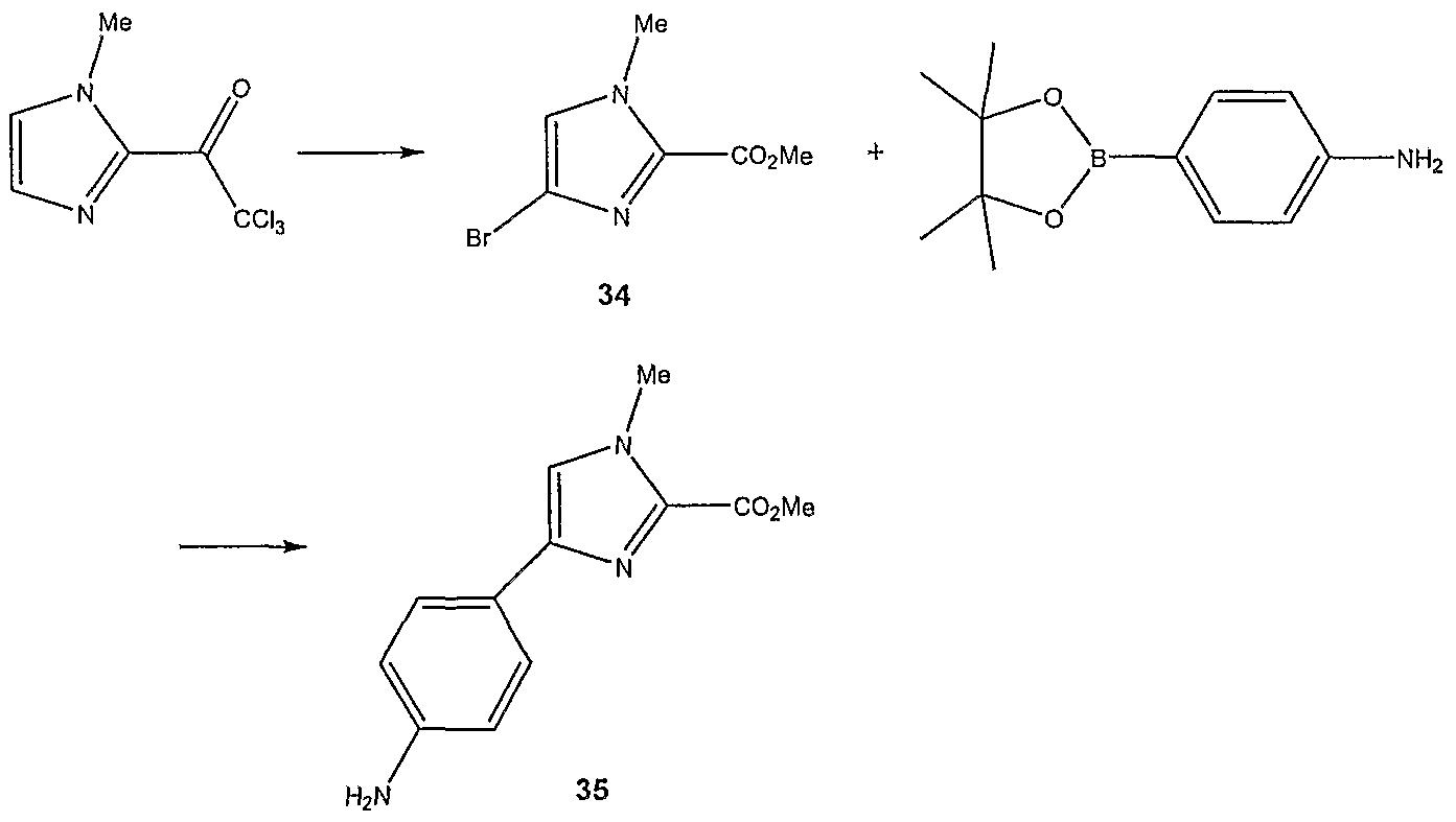 Patent WO2005085177A2 - Biaryl  1,2 Dimethylcyclopentene