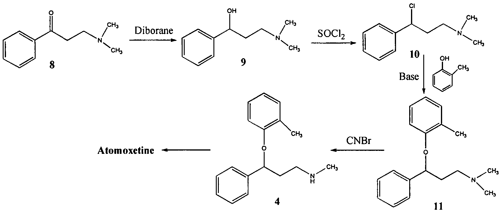 Atomoxetine Hcl High