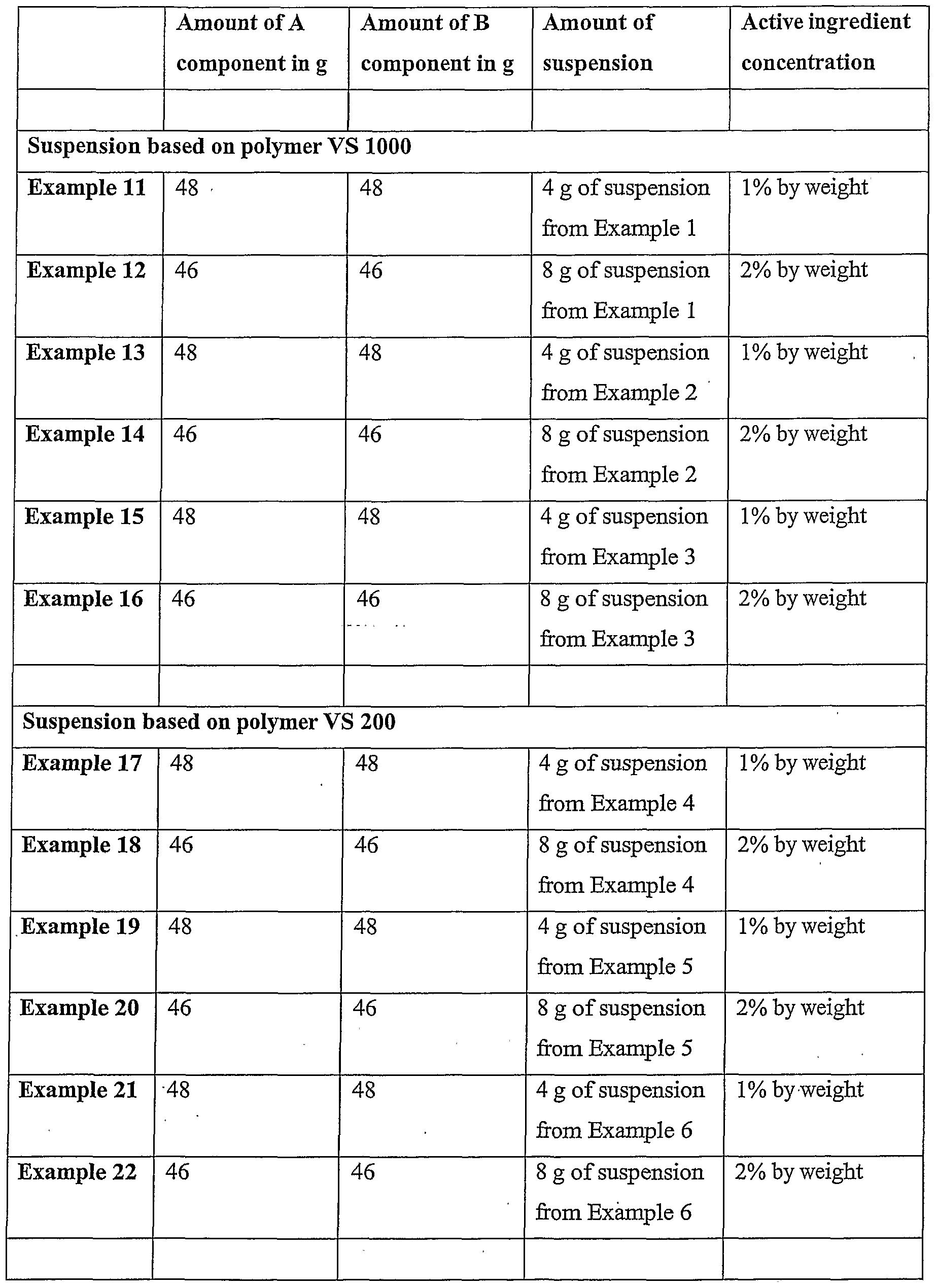 Ciprofloxacin suspension ingredients