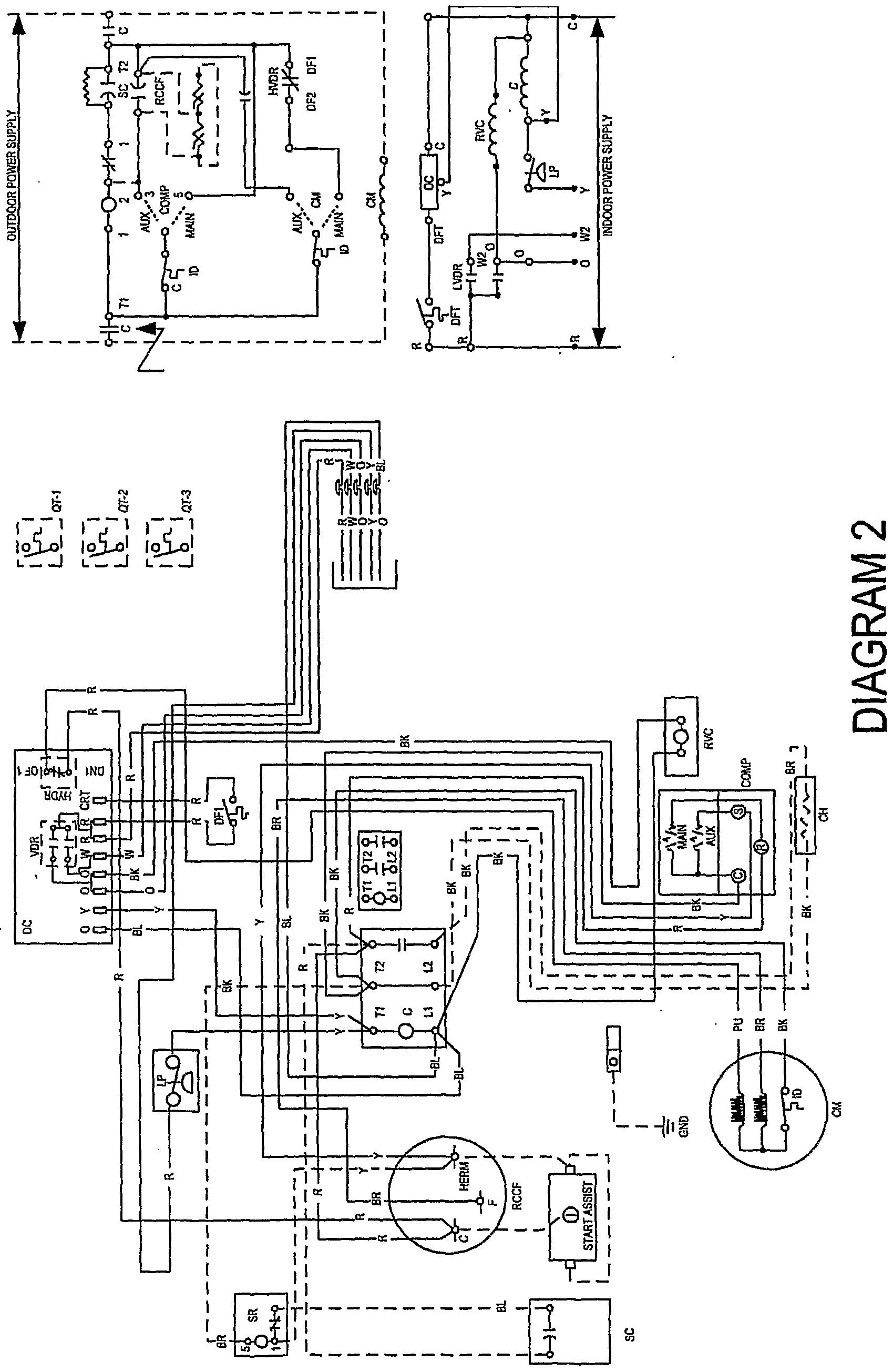 patent wo2006079116a2 solar panel and heat pump powered Mobile Home Furnace Wiring Diagram Furnace Fan Relay Wiring Diagram