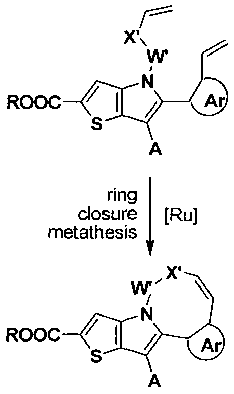 polycyclic aromatic hydrocarbons by ring closing metathesis Cyclic aliphatic/non-aromatic compound hydrocarbons ( compounds composed of carbon but only aromatic compounds contain an especially stable ring of.