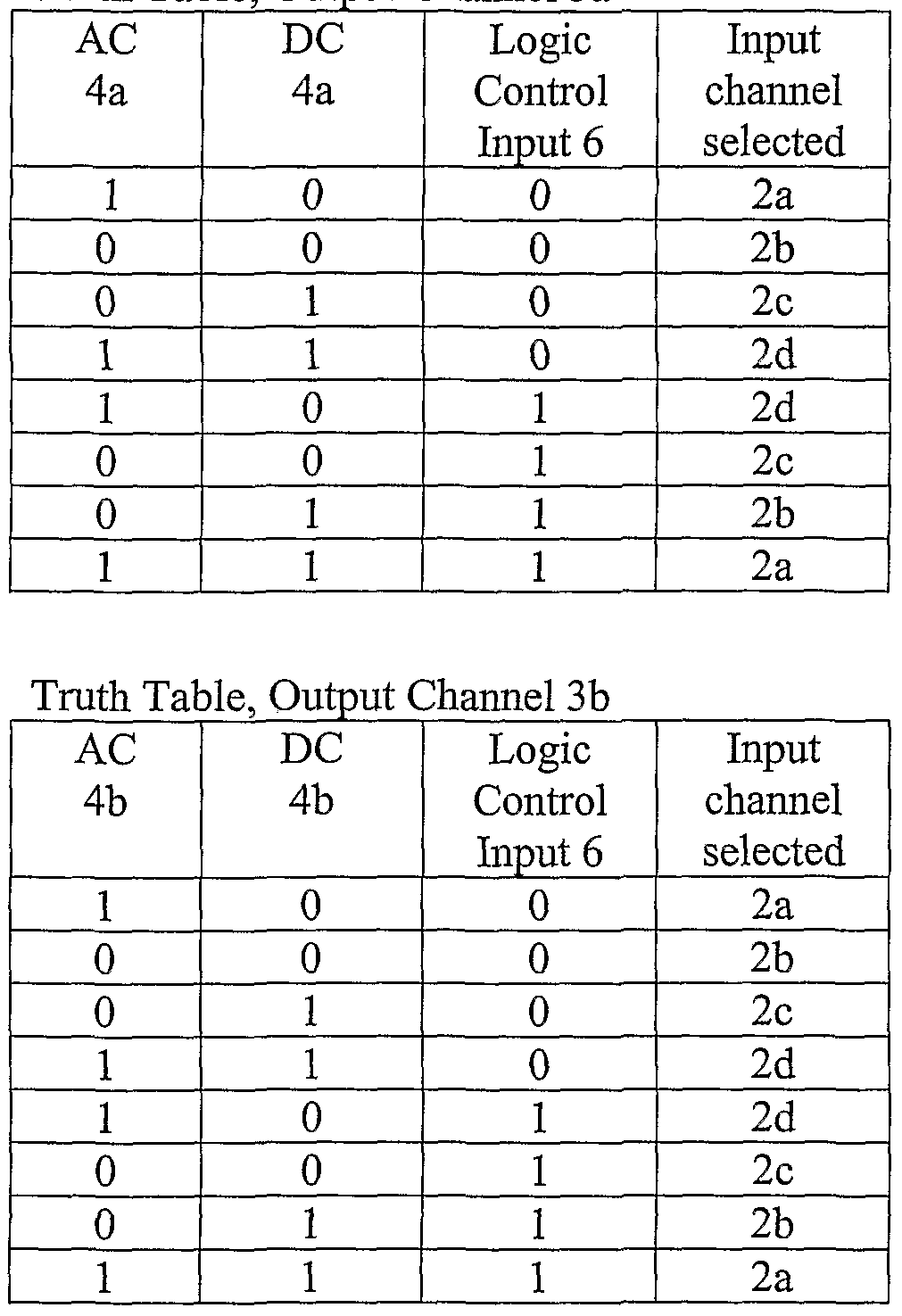 Patent wo2007051999a1 a multiplexer google patents for 1 to 4 demux truth table