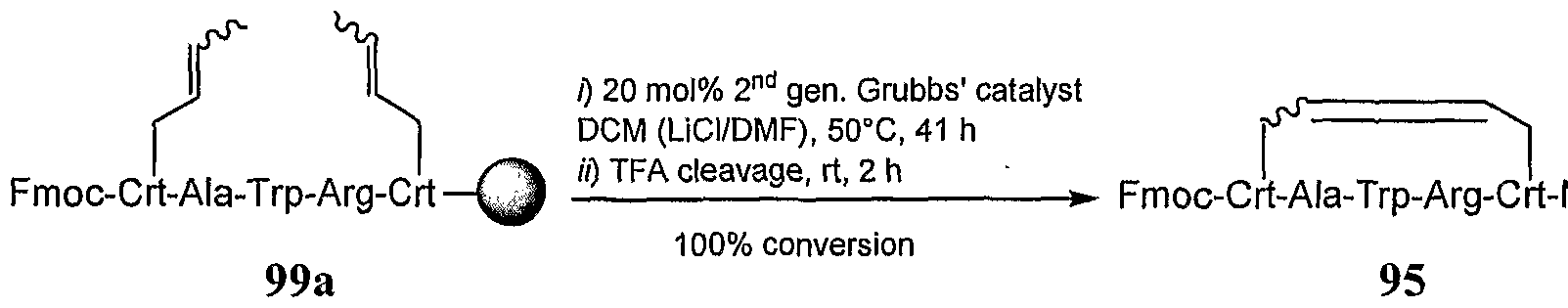 ruthenium catalyst metathesis Ruthenium-based catalysts for olefin metathesis display high activity in the presence of common functional groups and have been utilized in a variety of chemical.