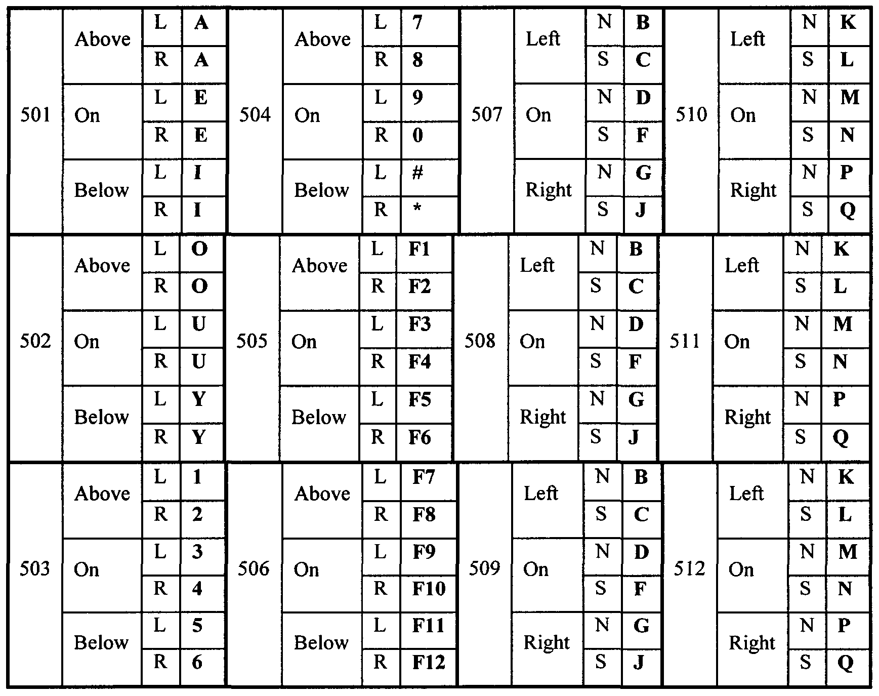 Ancient Chinese Alphabet A Z Other