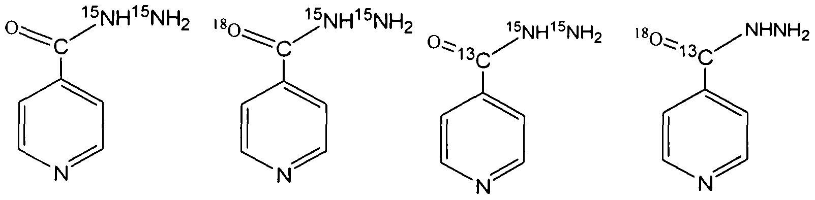 Ethionamide Structure