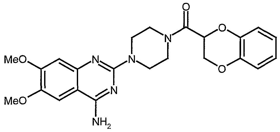 doxazosin price uk