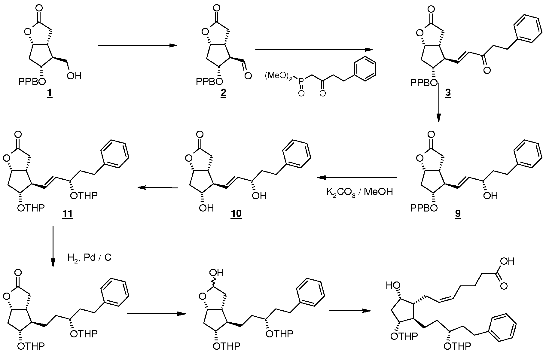 Problem in Diastereoselectivity
