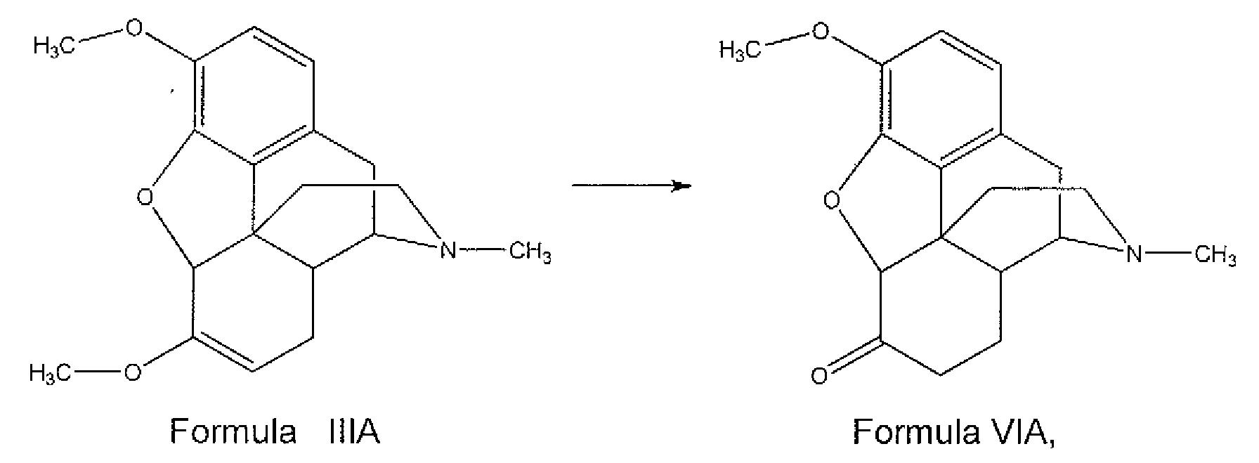 vs oxycodone oxymorphone hydromorphone