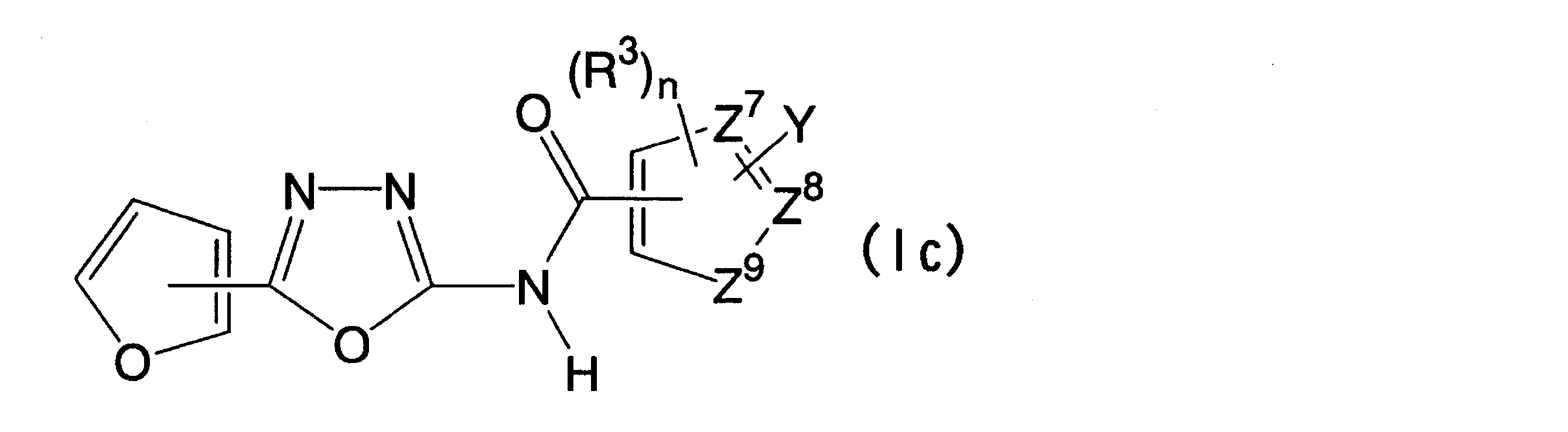Patents                                                                                                                         Generate link with comments                           1,3,4-oxadiazole-2-carboxamide compound