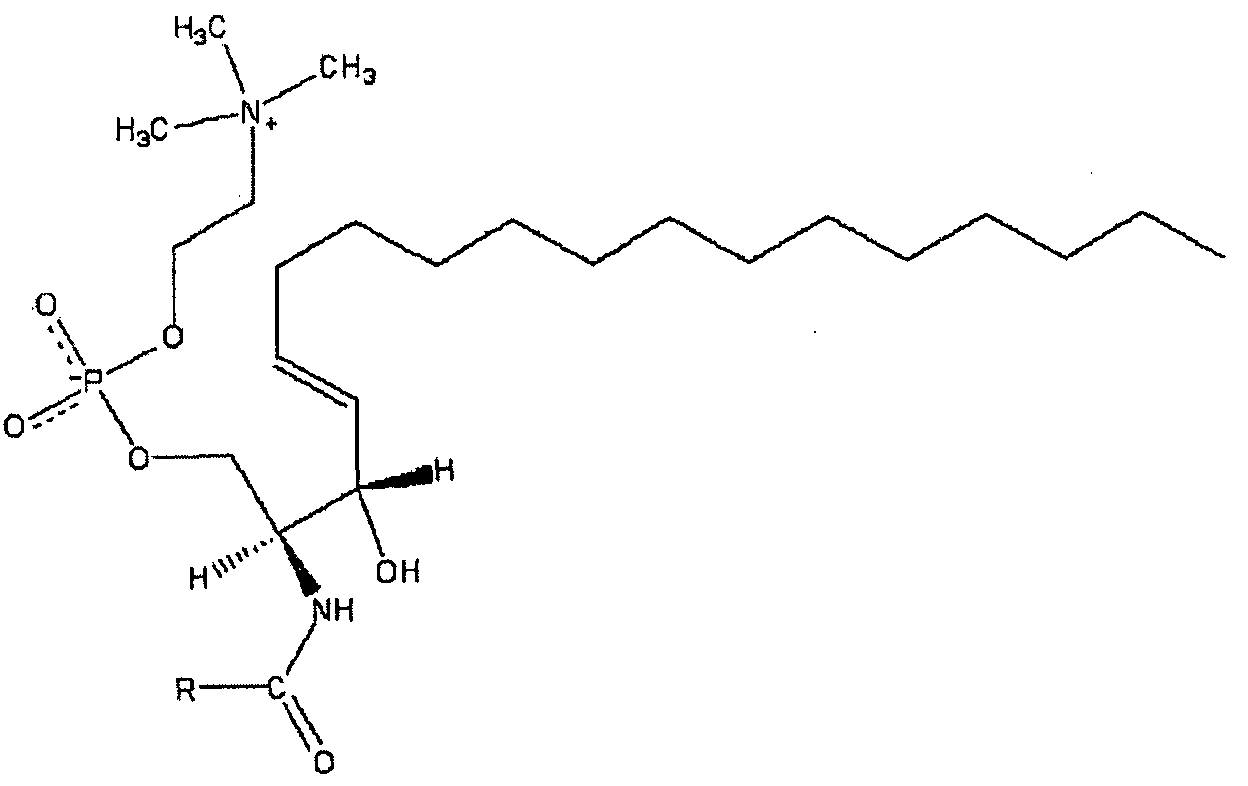 Sphingolipid Structure The following structureSphingolipid Structure