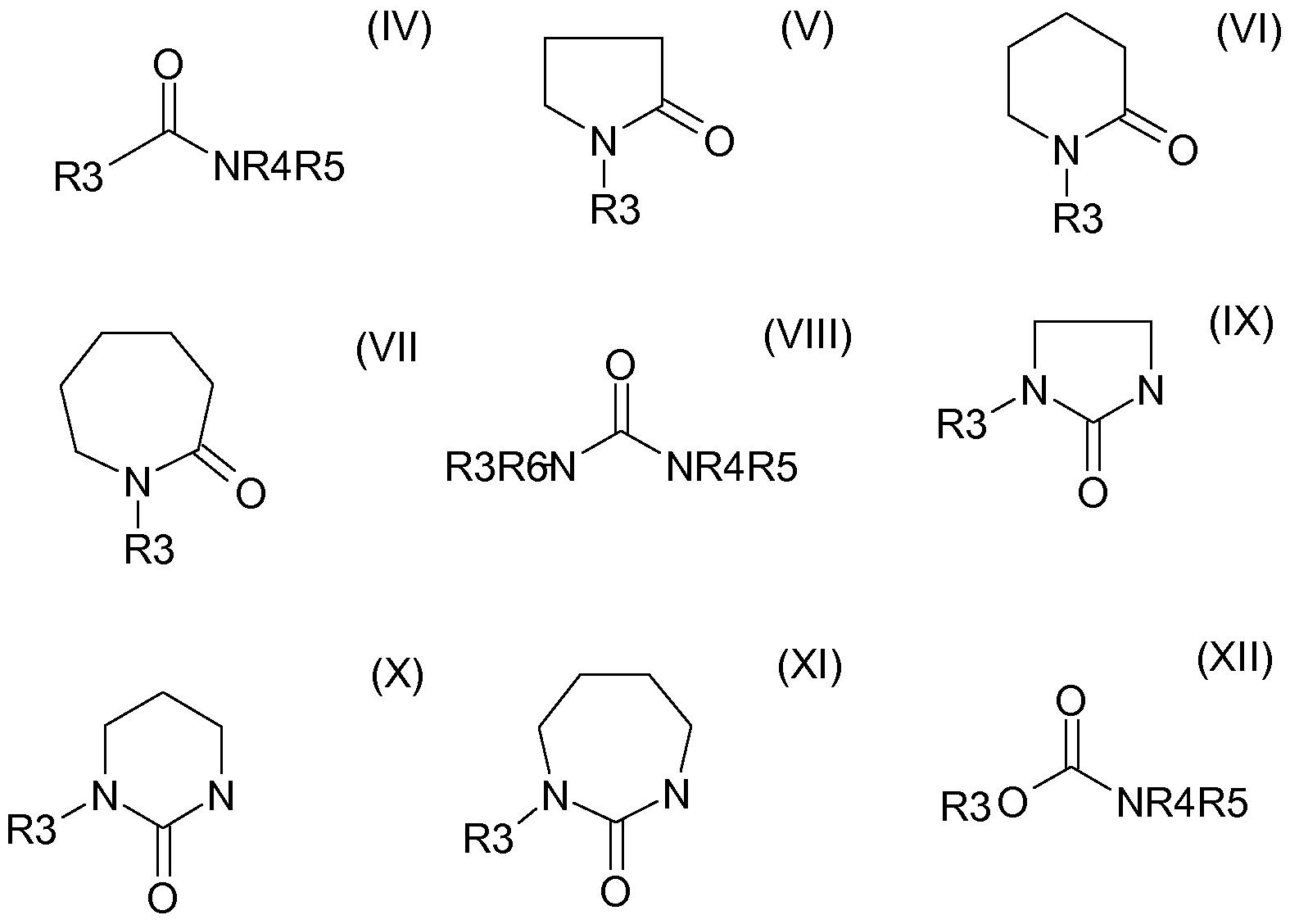 Monomer structure