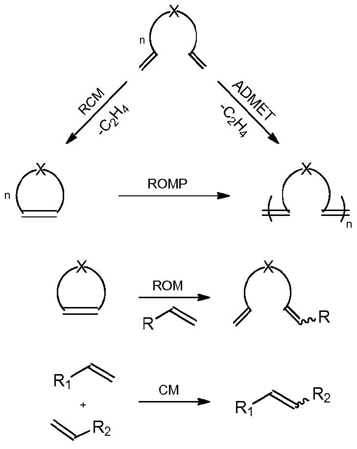 rcm metathesis