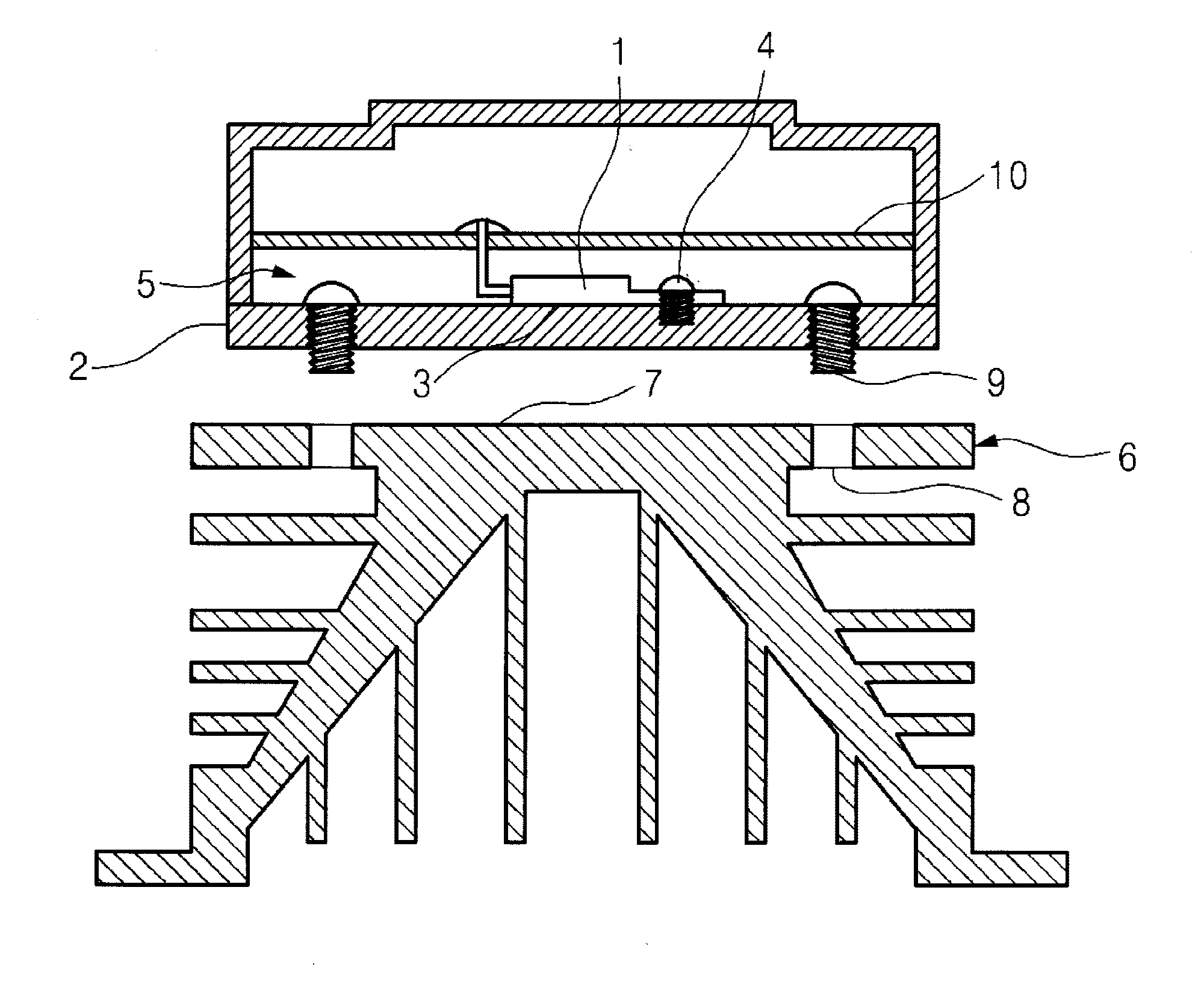 patent wo2012008713a2 - solid state relay