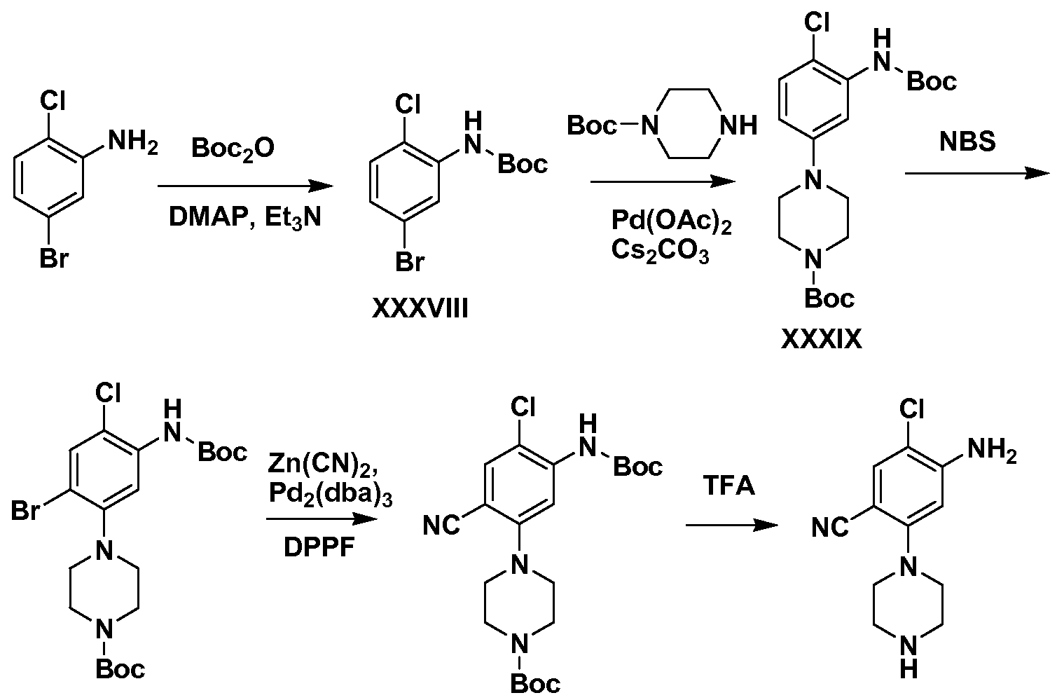 bromination of aniline Aniline has the most ring activating substituent (-nh2) so it will react to completion to give the tri-substituted product phenol- oxygen is more electronegative than nitrogen anisole- carbon still holds some electronegativity from hydrogen, more than that of the oxygen from the single hydrogen.