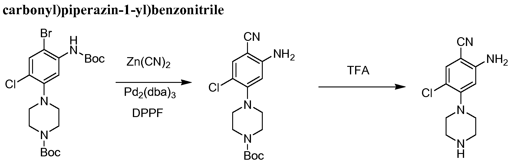 patent wo2012033736a1 novel piperazine analogs as broad spectrum