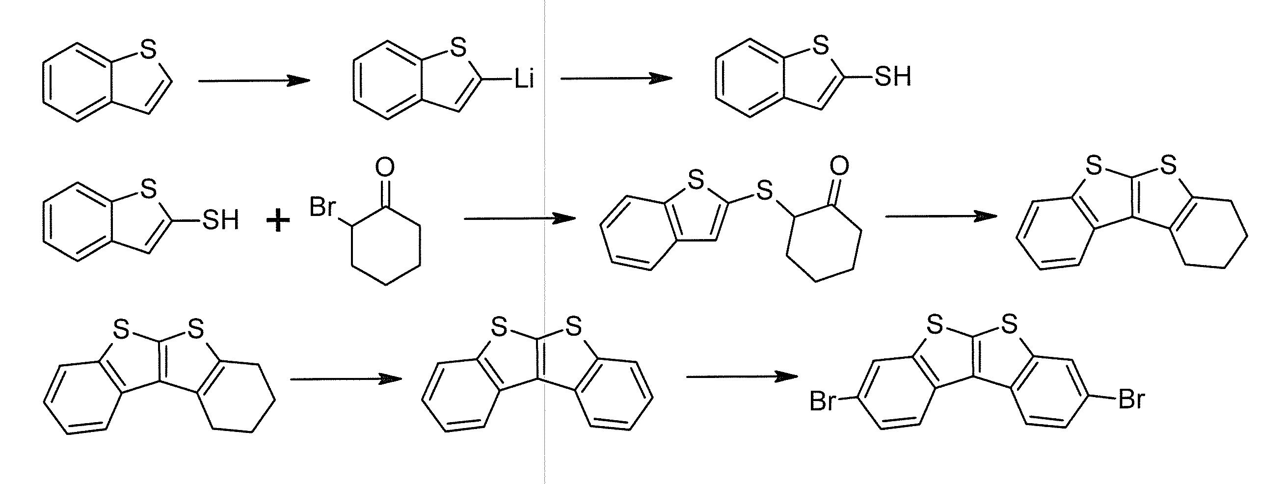 Patent WO2012050001A1 - 含カルコゲン芳香族化合物、有機半導体材料 <b>...</b>