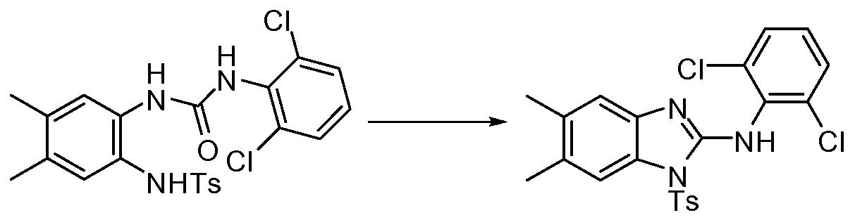 2-(n-取代)-氨基苯并咪唑衍生物的制备方法