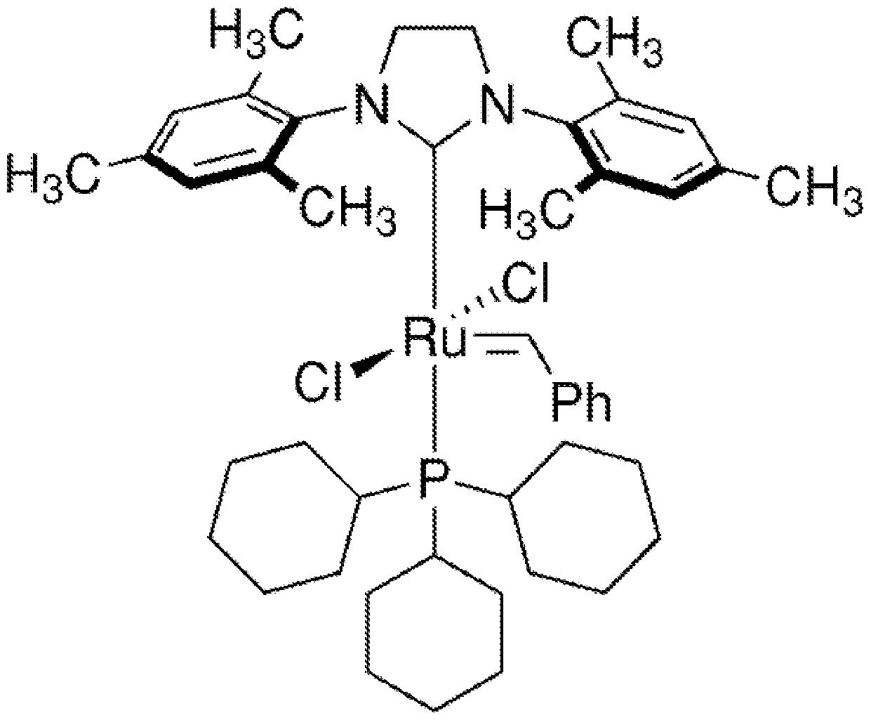 grubbs cross-metathesis mechanism Ring-closing metathesis is a variant of the olefin metathesis reaction cross metathesis the generally accepted mechanism for olefin metathesis involves a.