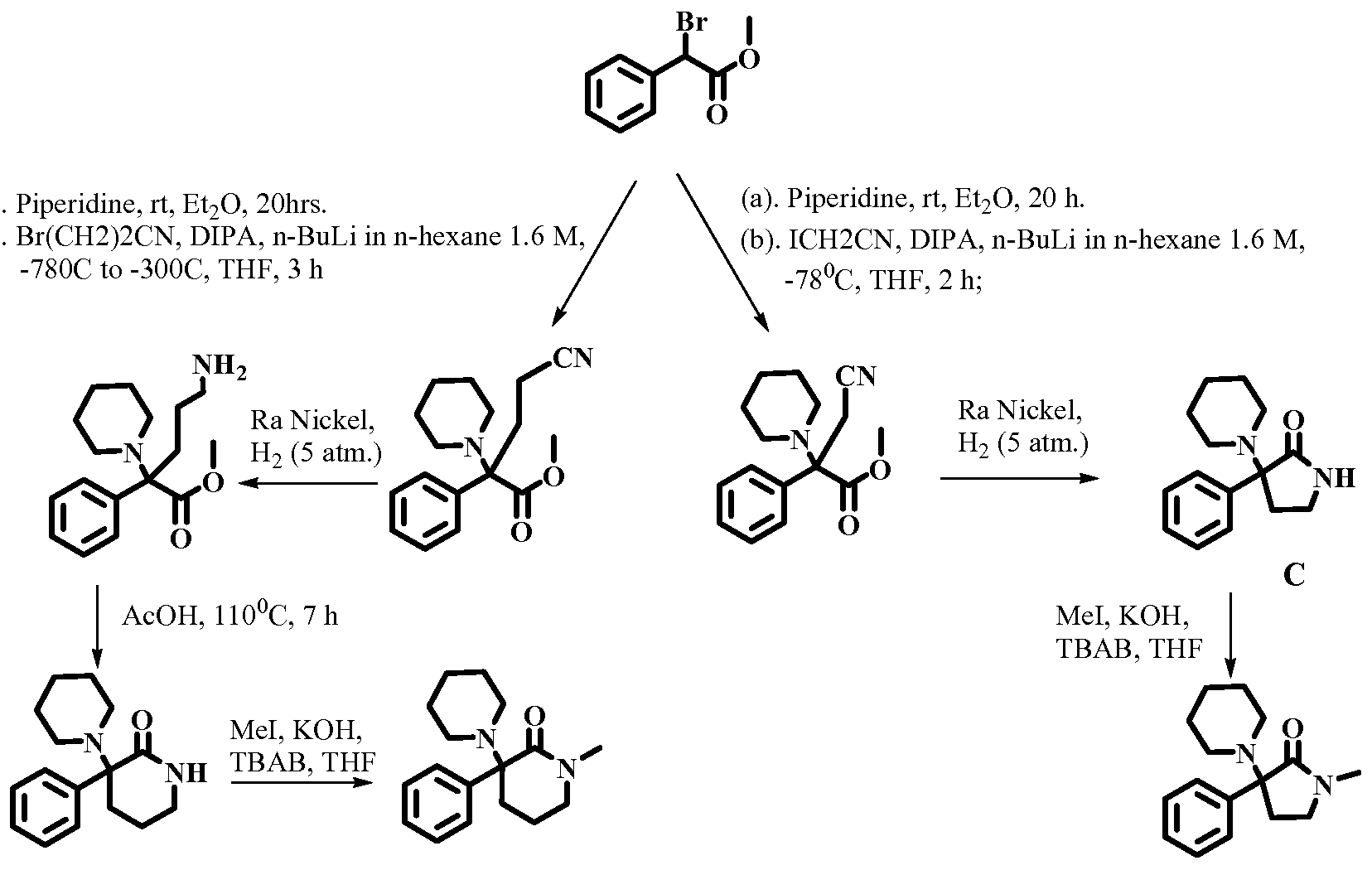 amphetamine sulphate synthesis
