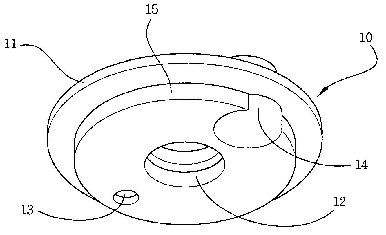 Patent wo2013005924a1 embout m langeur automatique pour for Bagues dentaires interieur