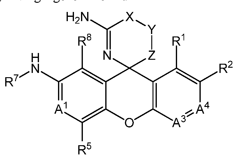 Patent wo2013044092a1 amino oxazines and amino for Ptable and r