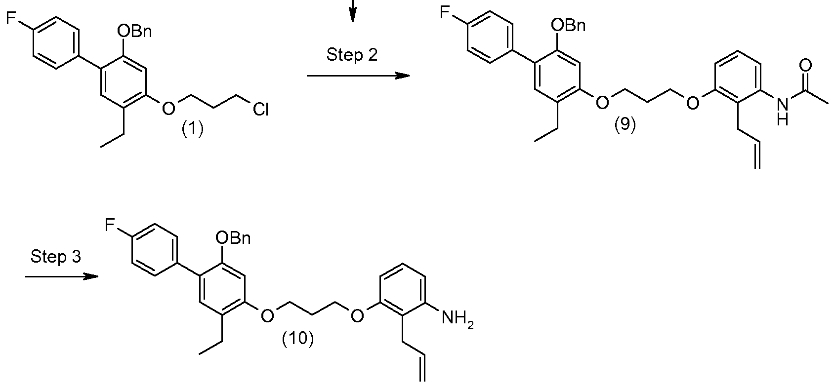 grignard synthesis of benzoic acid