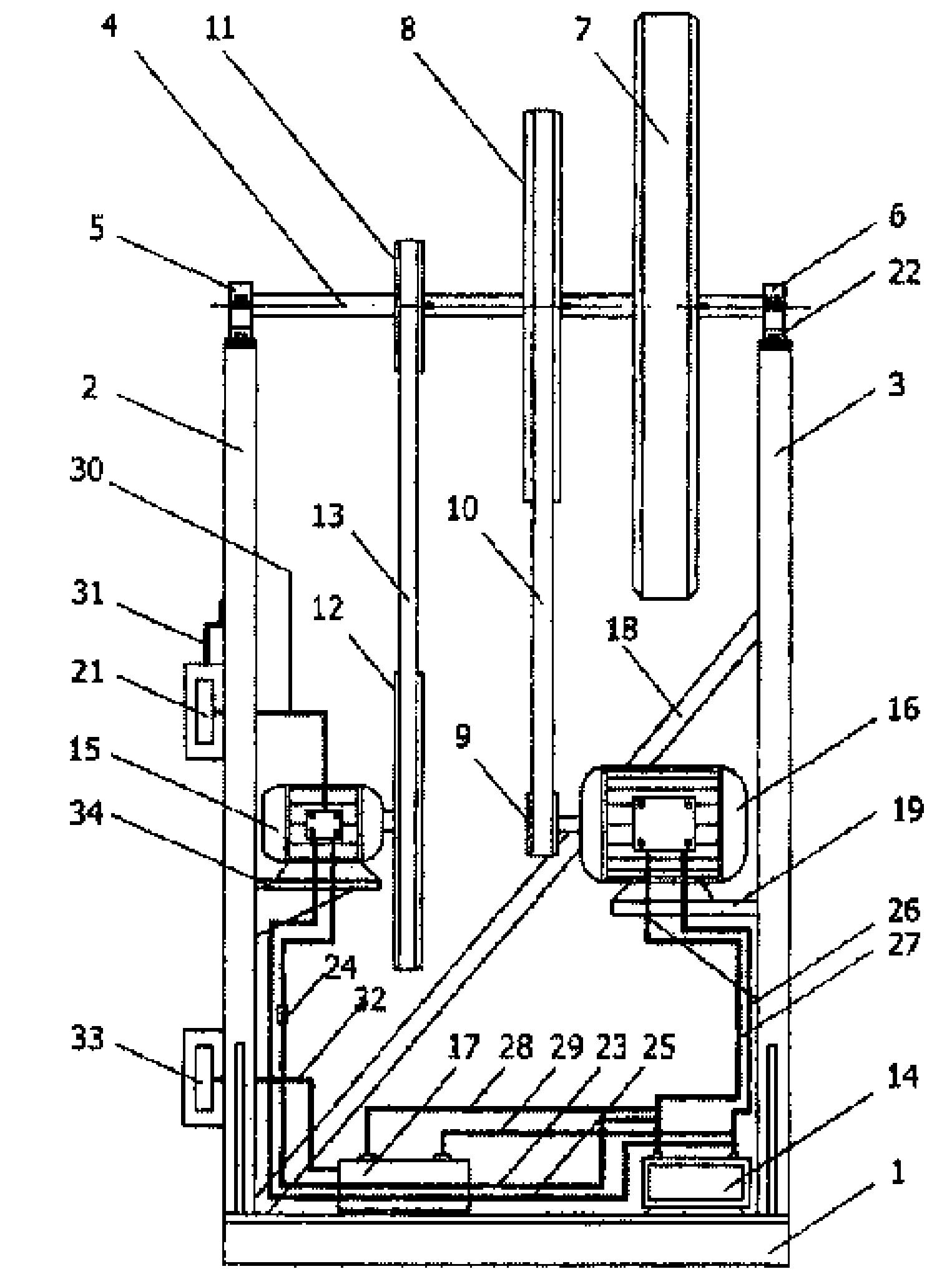 бестопливный генератор электрическая схема