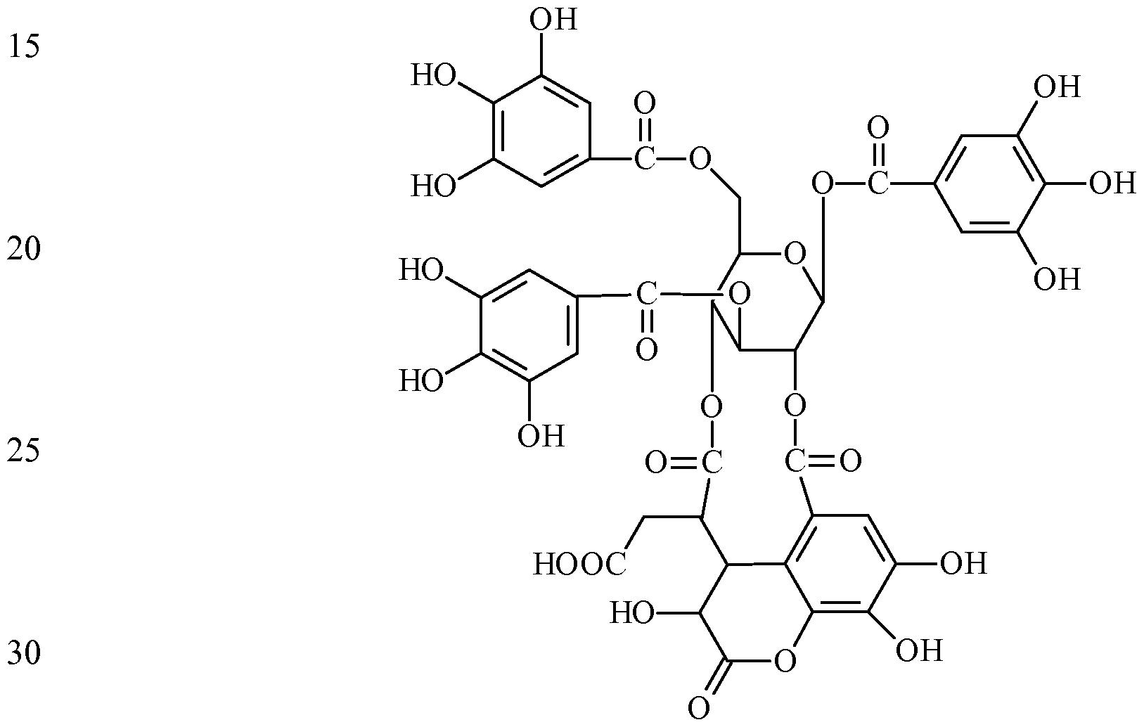 Beta glucose structure