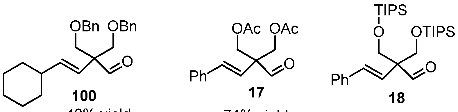 carbonyl olefin metathesis
