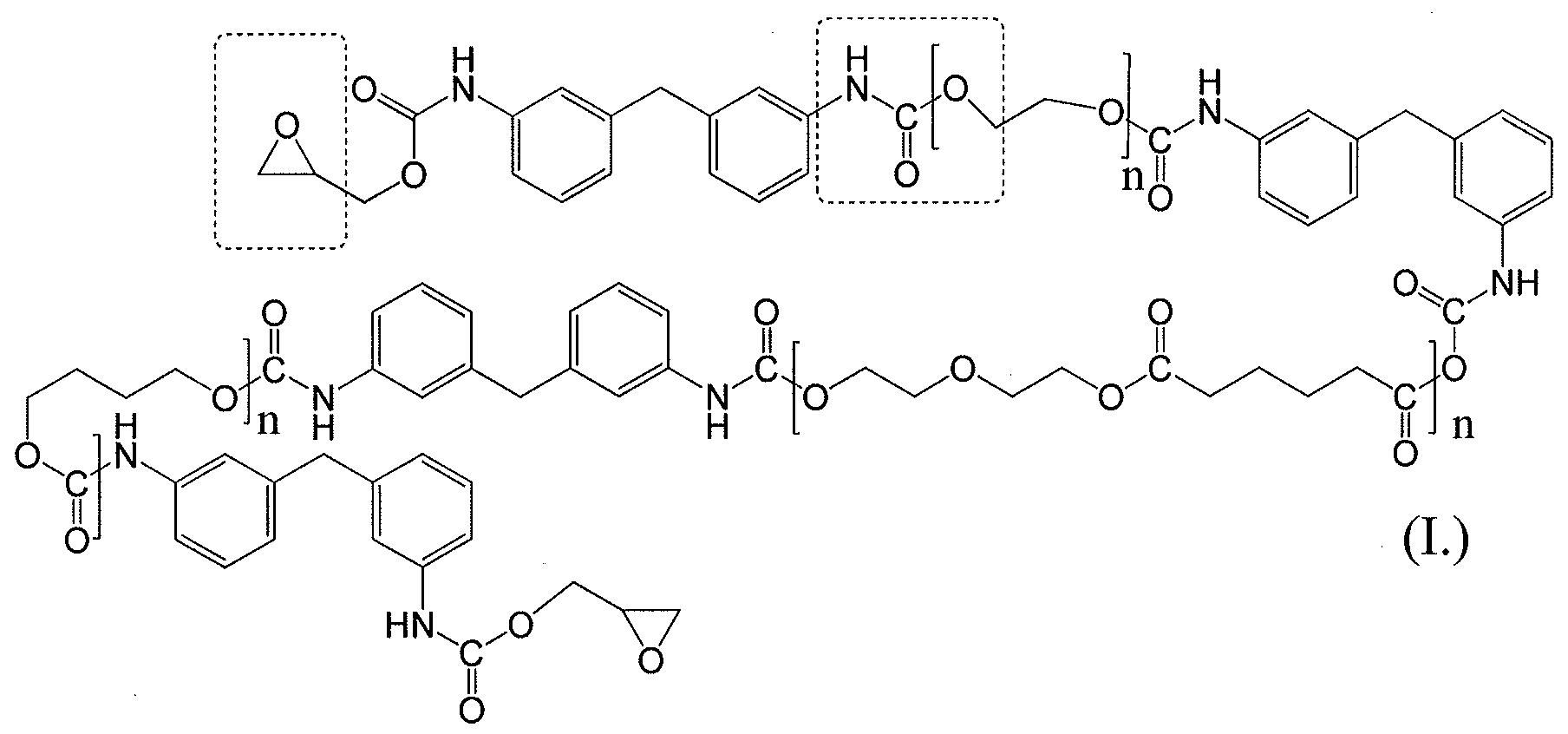 Patent EP2970712A1 Oxirane (ethylene oxide) polyurethane coatings  #414141