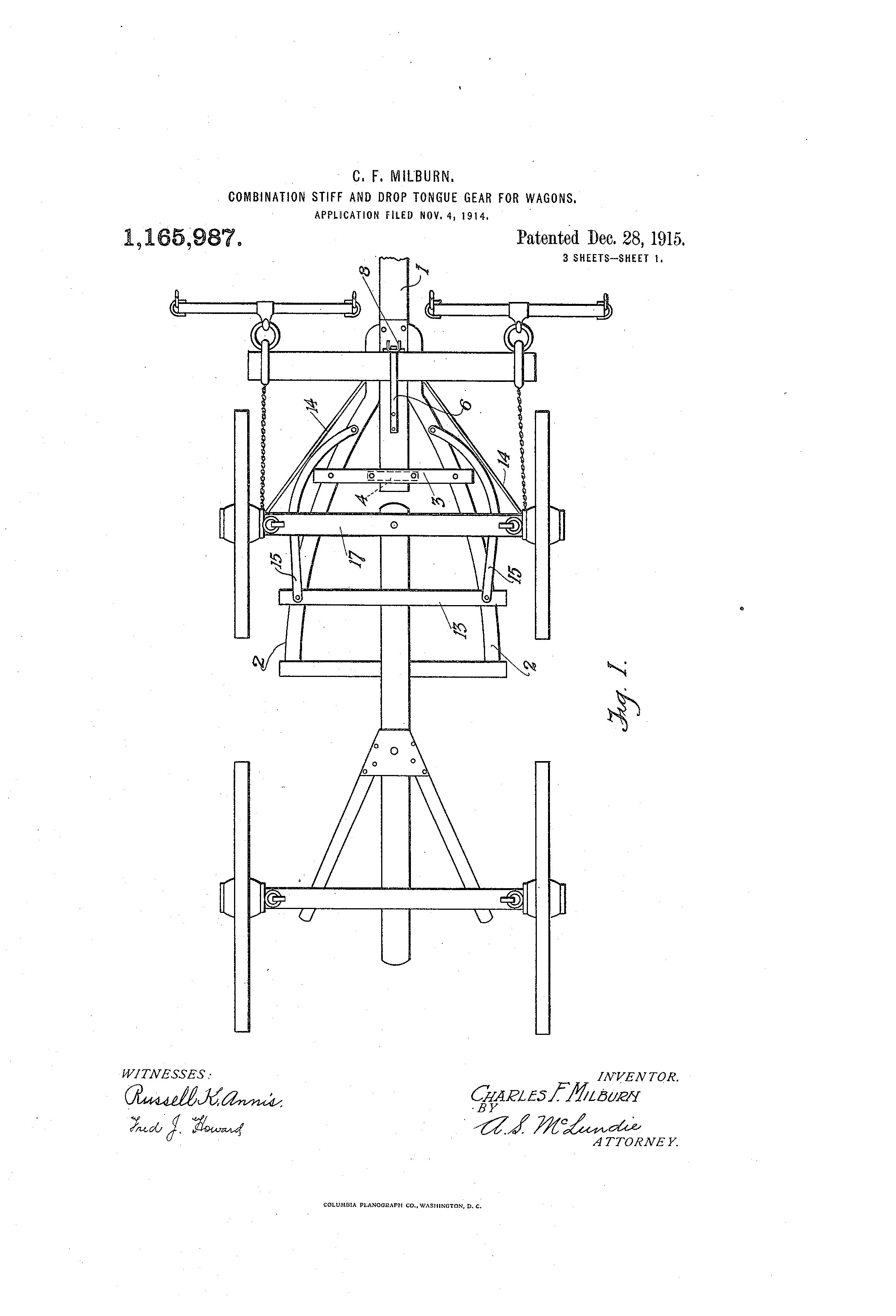 Patent us1165987 combination stiff and drop tongue gear for patent drawing pooptronica