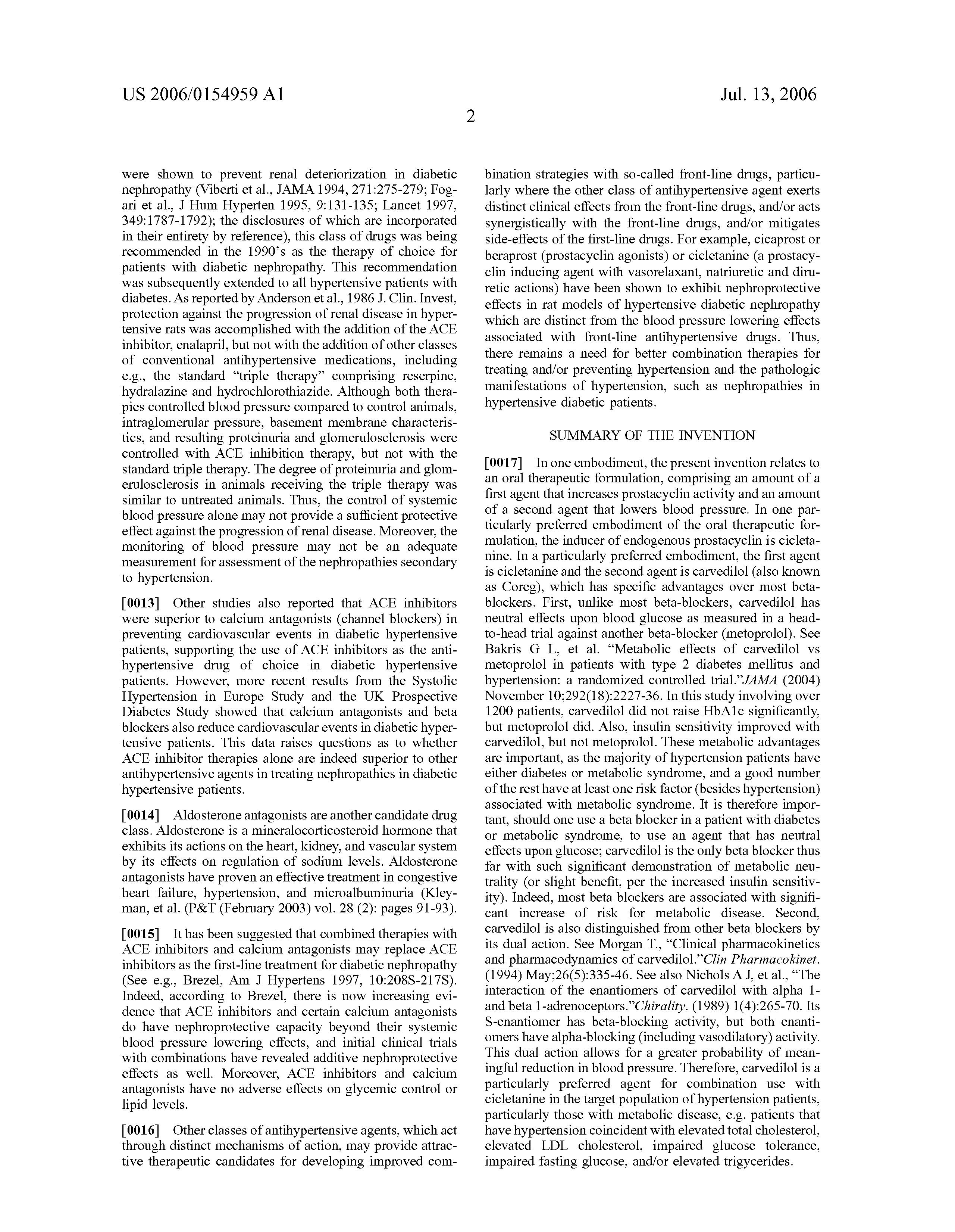 Coreg 100 mg.doc - Patent Drawing