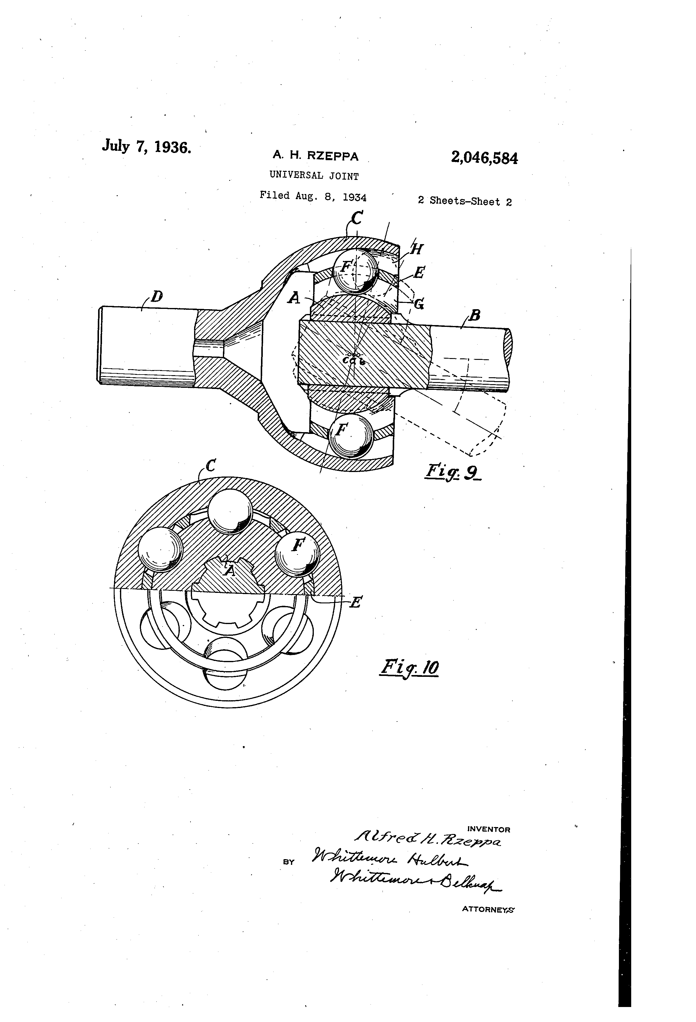 patent joint assignment