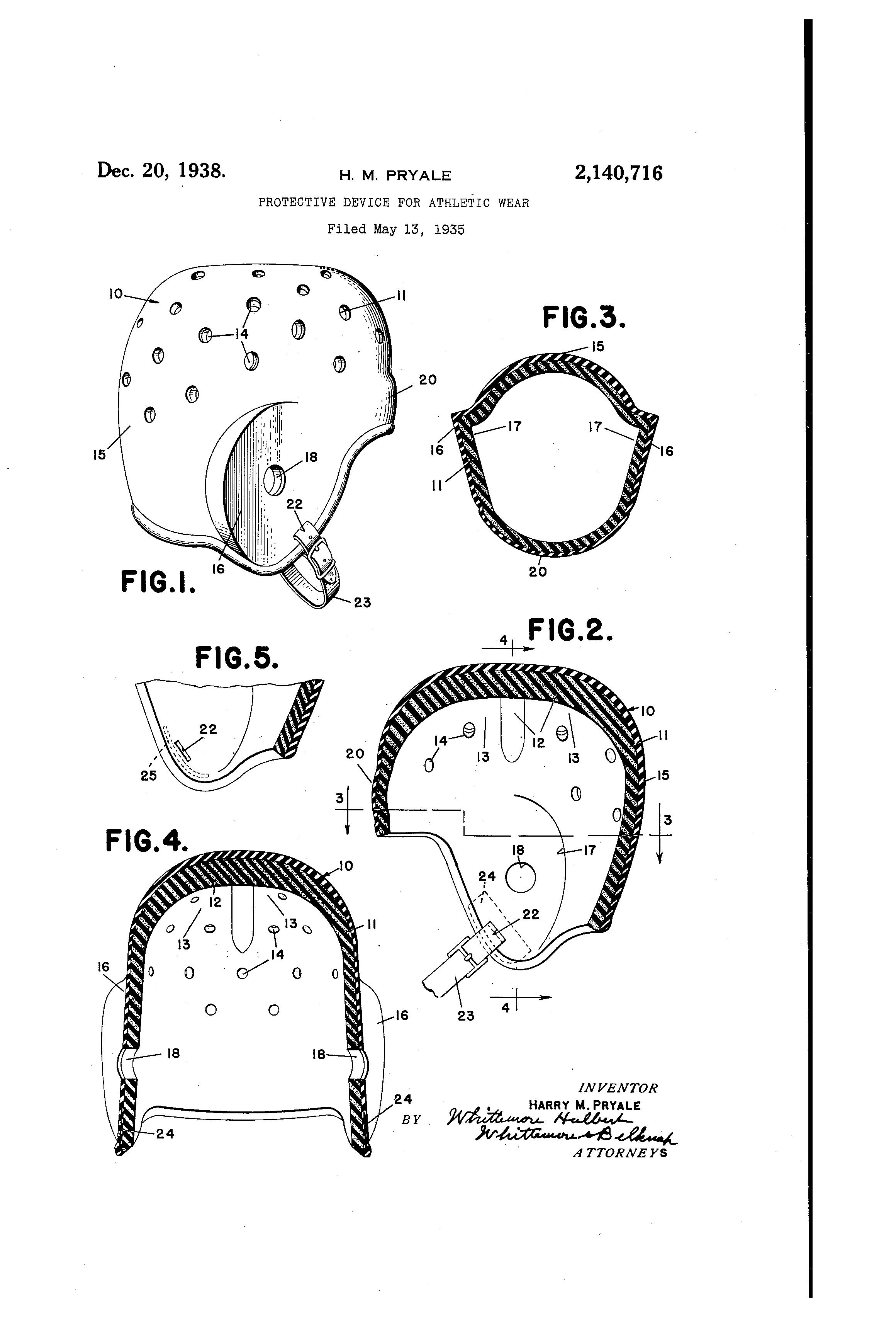 patent us2140716