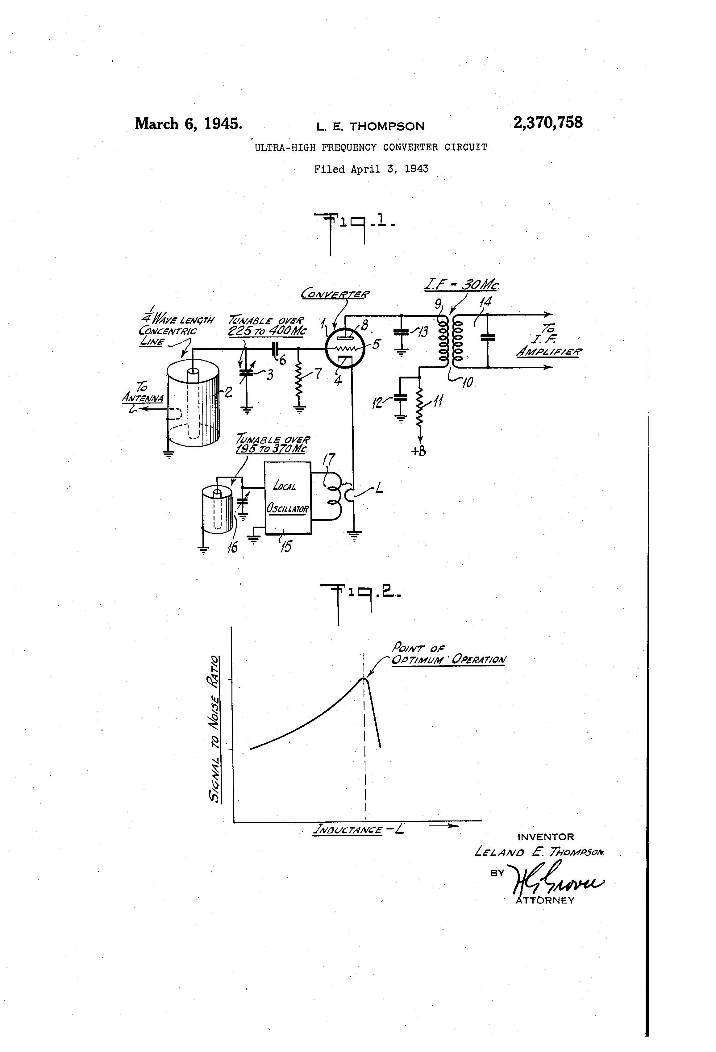 Ultra High Frequency Ultrasonic Receiver Circuit Diagram Tradeoficcom Patent Us Converter Google 2320x3408