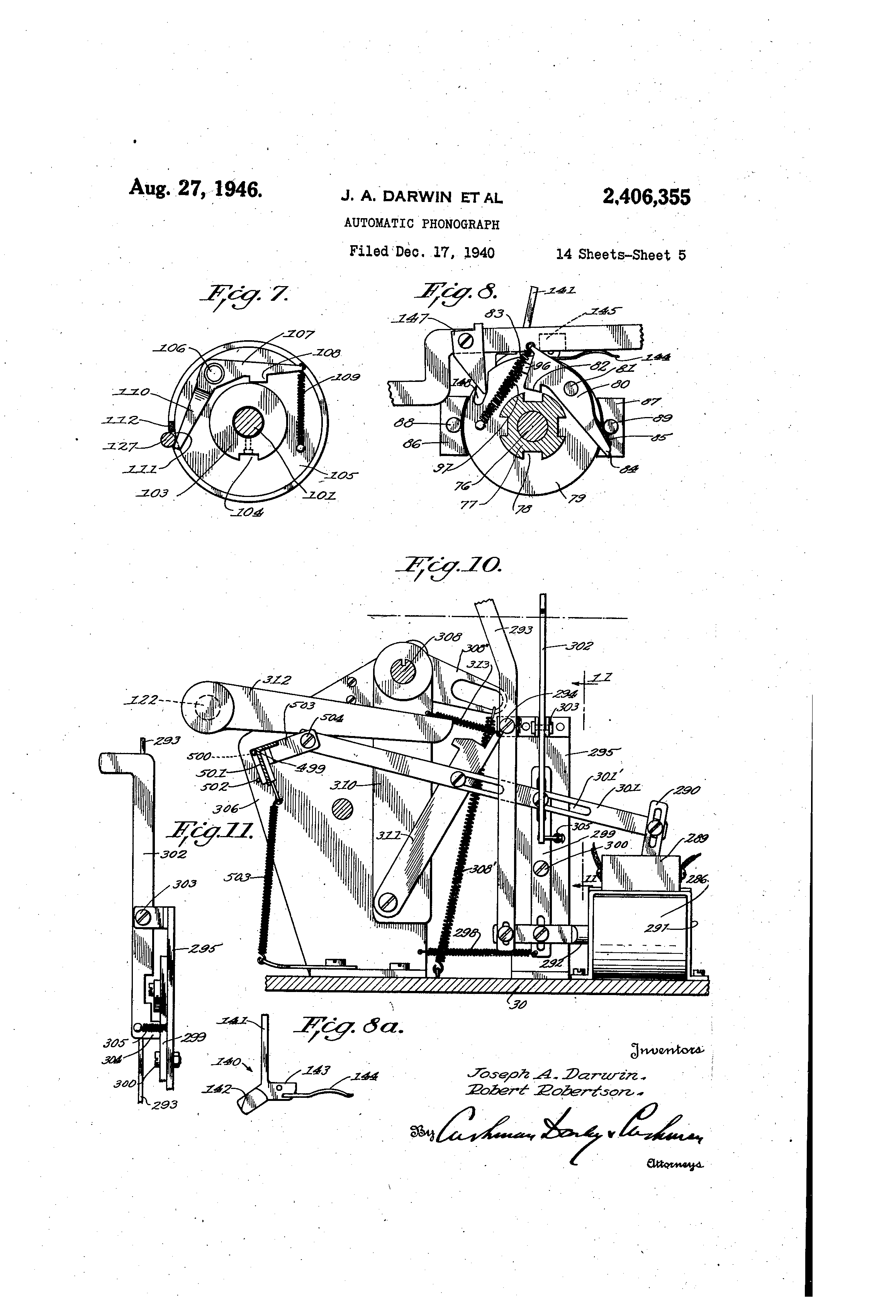 US2406355 4 patent us2406355 automatic phonograph google patents hub2b wiring diagram at soozxer.org
