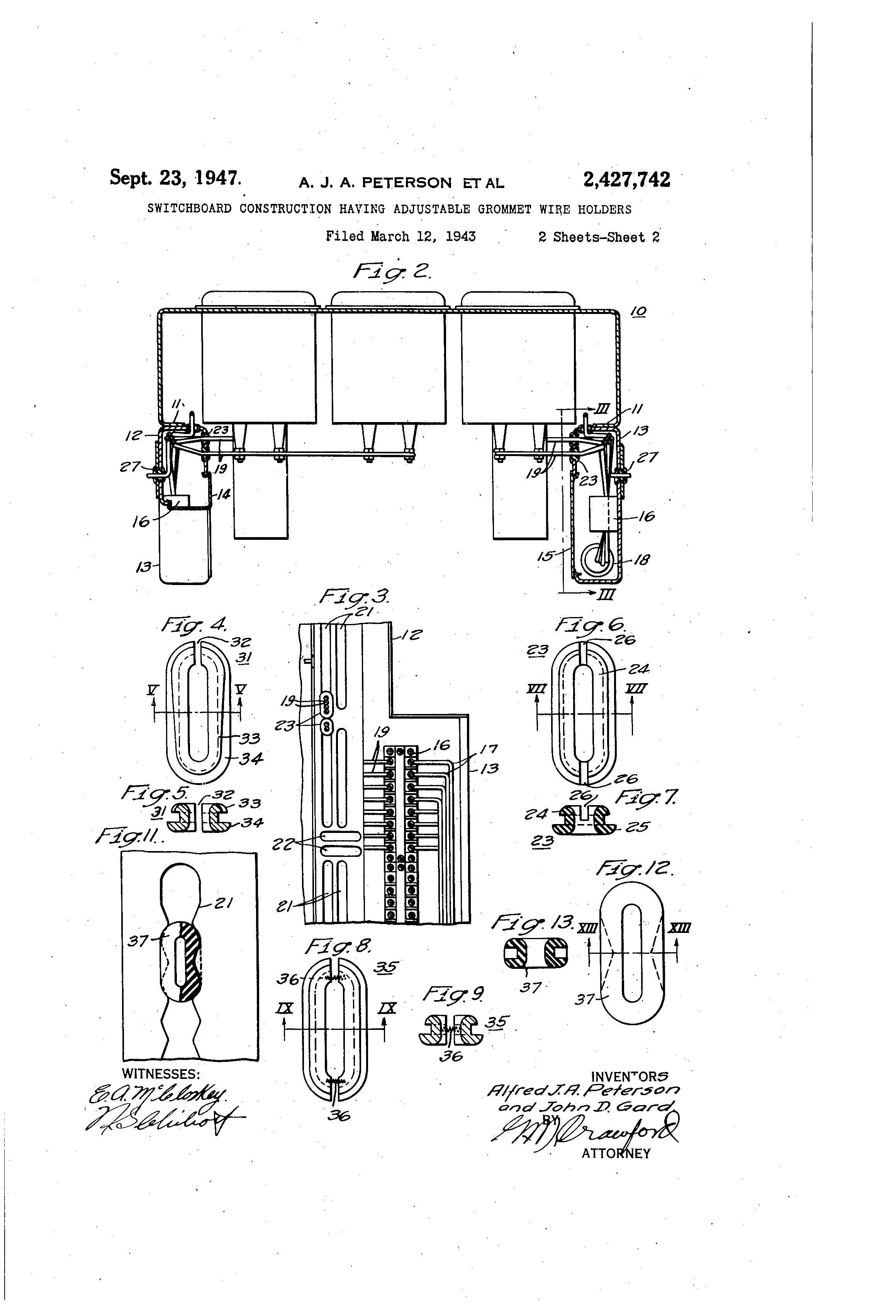 patent us2427742
