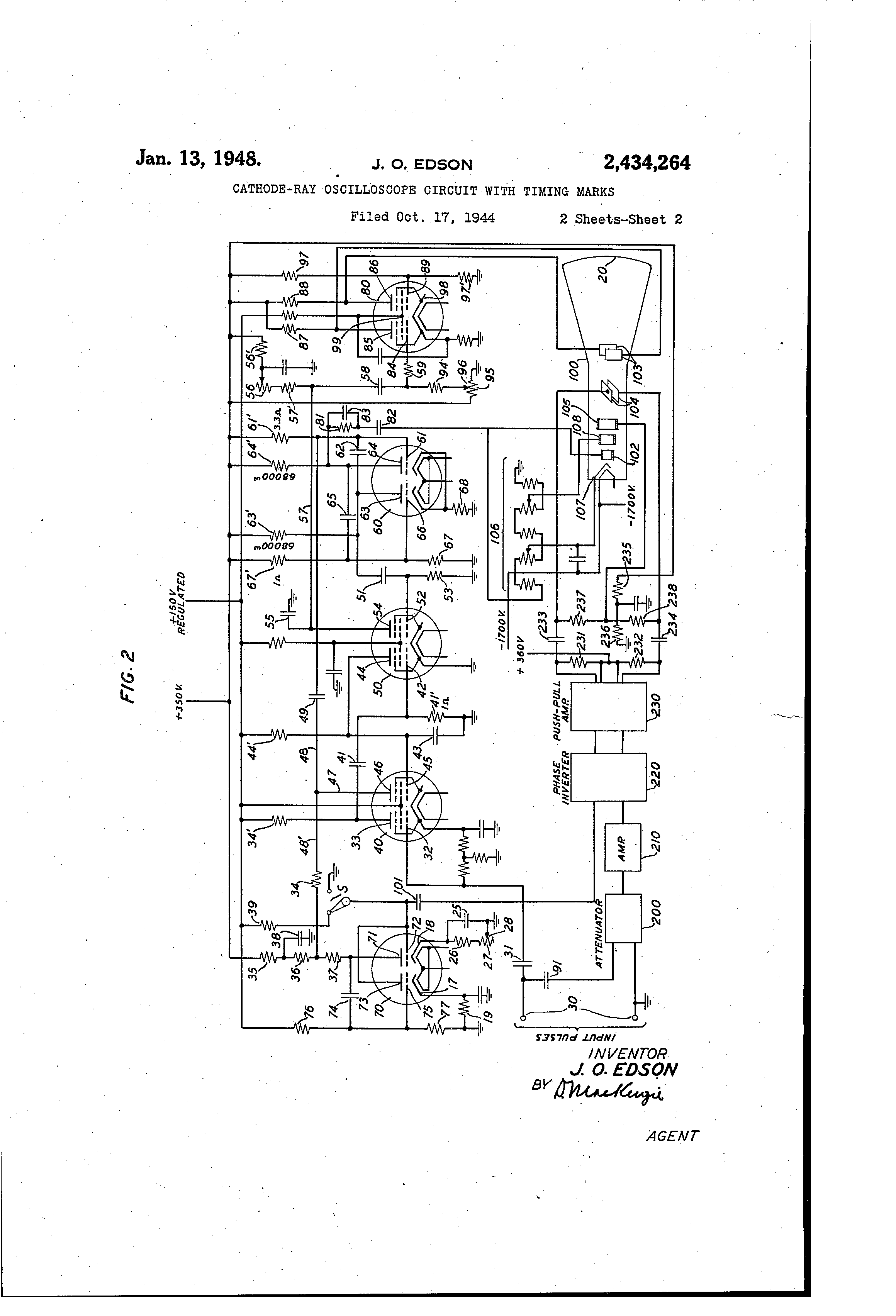 patente us2434264
