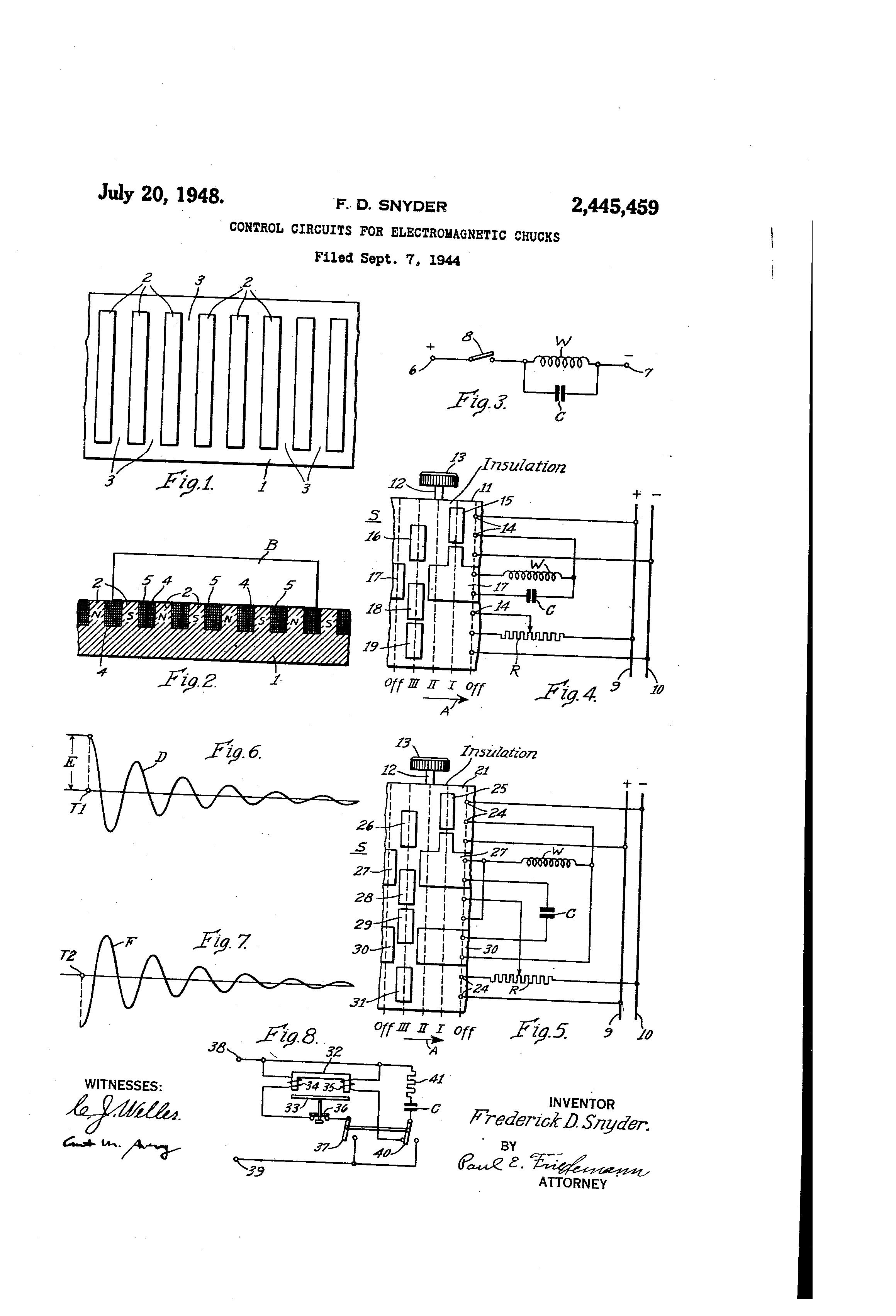 Patent Us2445459