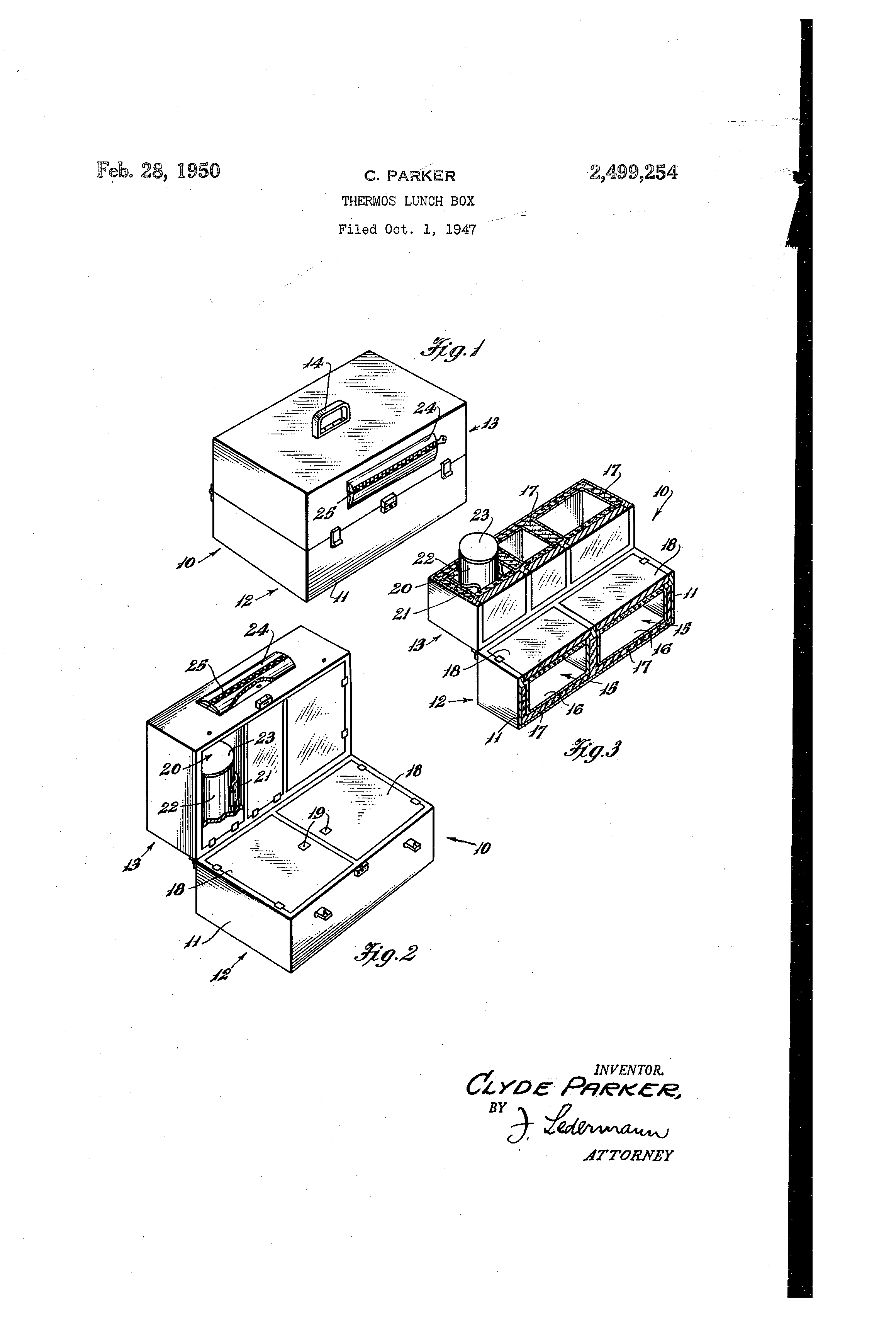 Patent US2499254 - Thermos lunch box - Google Patents on a schematic drawing, circuit diagram, simple schematic diagram, layout diagram, a schematic circuit, as is to be diagram, ic schematic diagram, ups battery diagram, template diagram,
