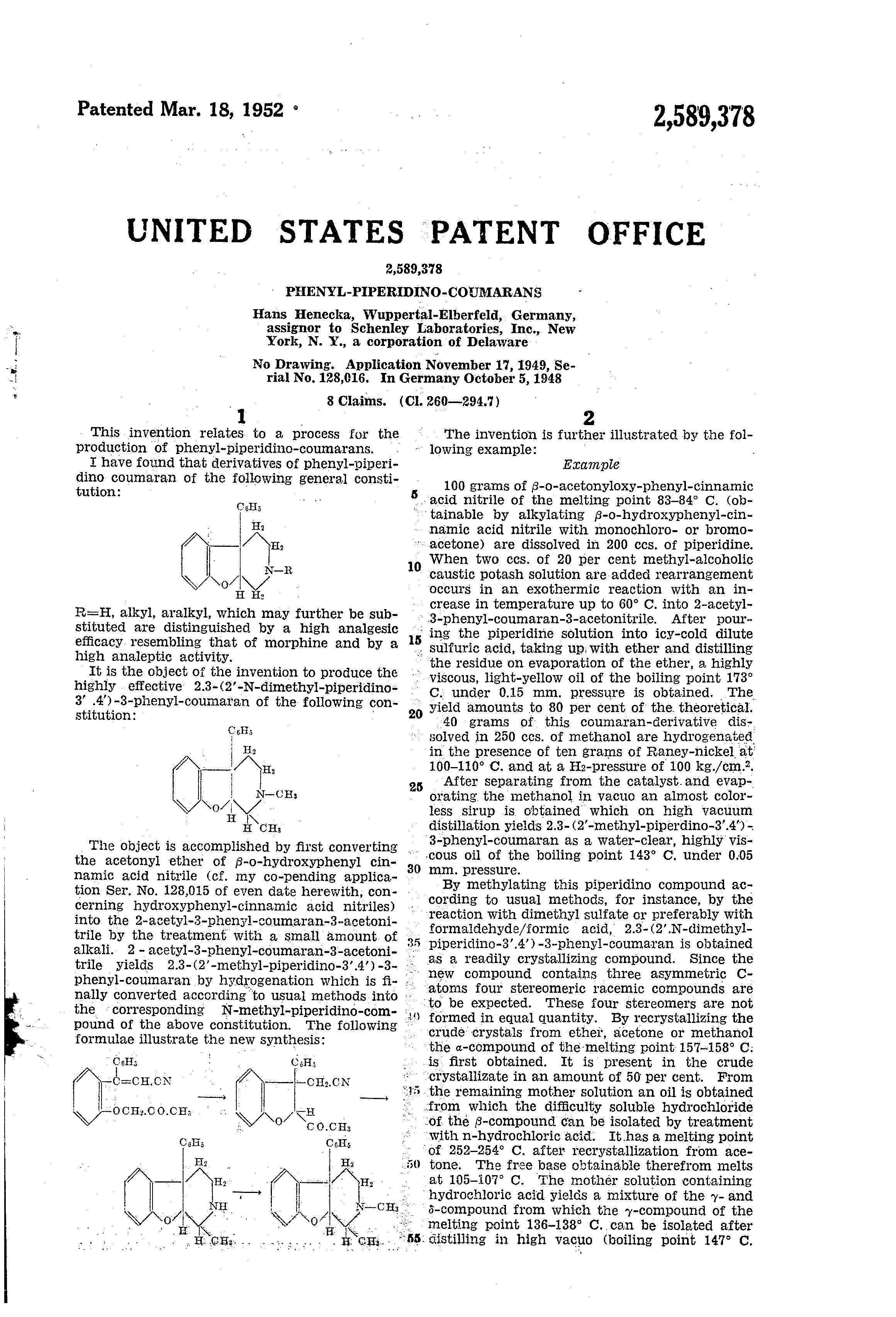Blickfang Henecka Dekoration Von Patent Drawing